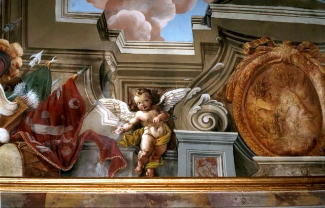 Restauración y reproducción de frescos